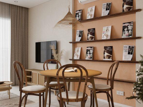 S218 Apartment