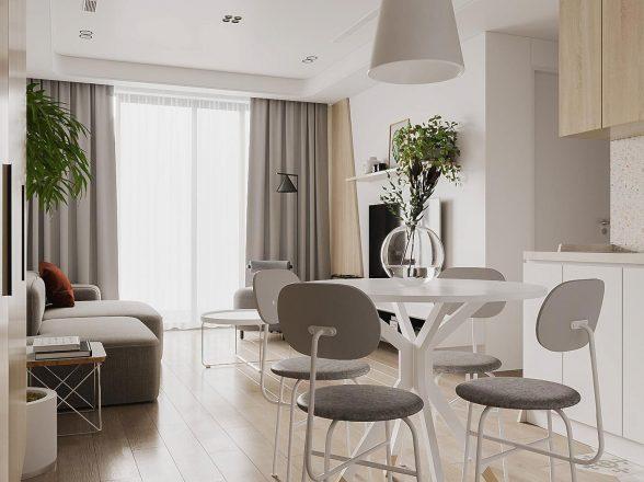 D'Capitale Apartment